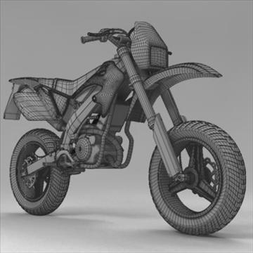 motocross bike 3d model 3ds max fbx obj 104311