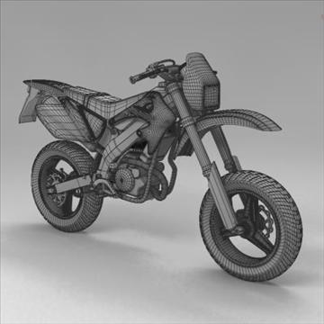 motocross bike 3d model 3ds max fbx obj 104314