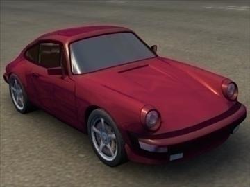 Porsche911 3d modelis 3ds max lwo ma mb obj 99350