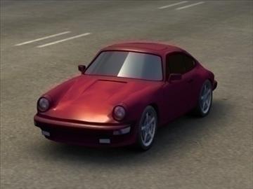 Porsche911 3d modelis 3ds max lwo ma mb obj 99351