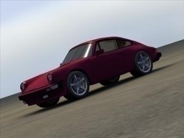 Porsche911 3d modelis 3ds max lwo ma mb obj 99352