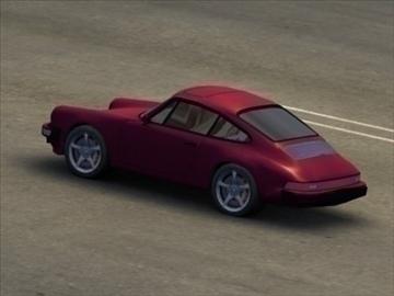 Porsche911 3d modelis 3ds max lwo ma mb obj 99353