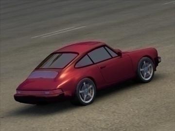 Porsche911 3d modelis 3ds max lwo ma mb obj 99354