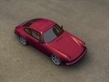 Porsche911 3d modelis 3ds max lwo ma mb obj 99356