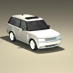 Range Rover Supercharged 2009 ( 26.61KB jpg by AutoHIT )