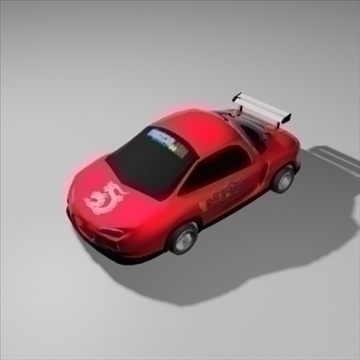 sportski automobil 3d model 3ds max 82473