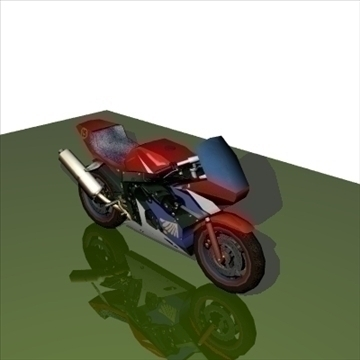 superbike 3d líkan 3ds 97561