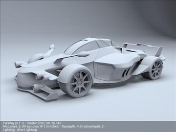 tramontana r supercar 3d model 3ds fbx blend lwo obj 107388