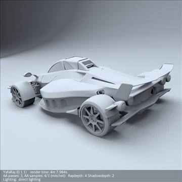 tramontana r supercar 3d model 3ds fbx blend lwo obj 107389