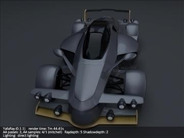 tramontana r supercar 3d model 3ds fbx blend lwo obj 107391