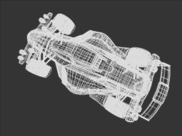 tramontana r supercar 3d model 3ds fbx blend lwo obj 107395