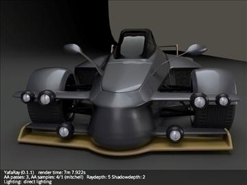 tramontana r supercar 3d model 3ds fbx blend lwo obj 107396