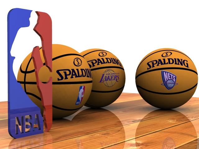 basketbol 3d model max 116847