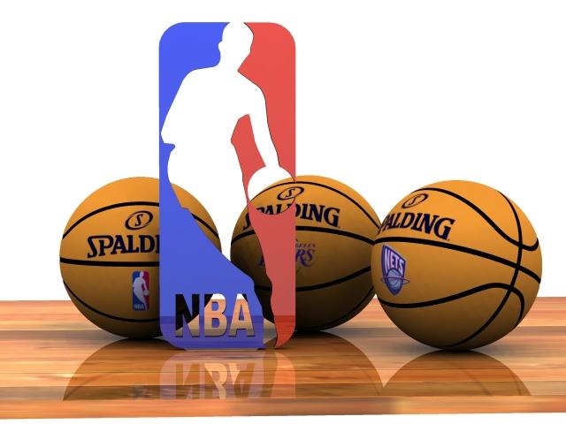 basketbol 3d model max 116849