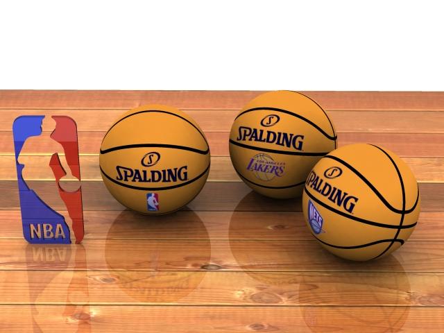 basketbol 3d model max 116850