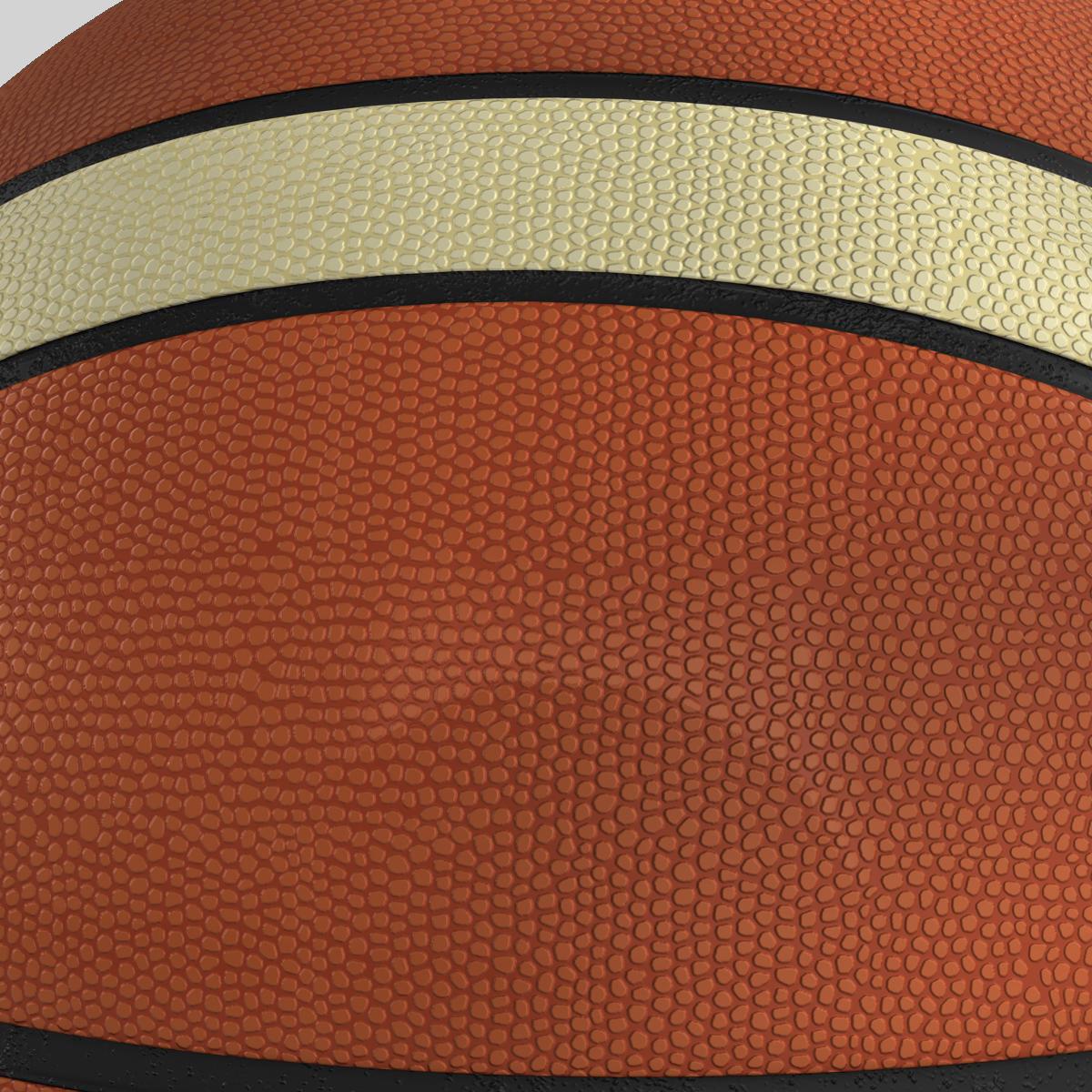 basketball ball eba 3d model 3ds max fbx c4d ma mb obj 165282