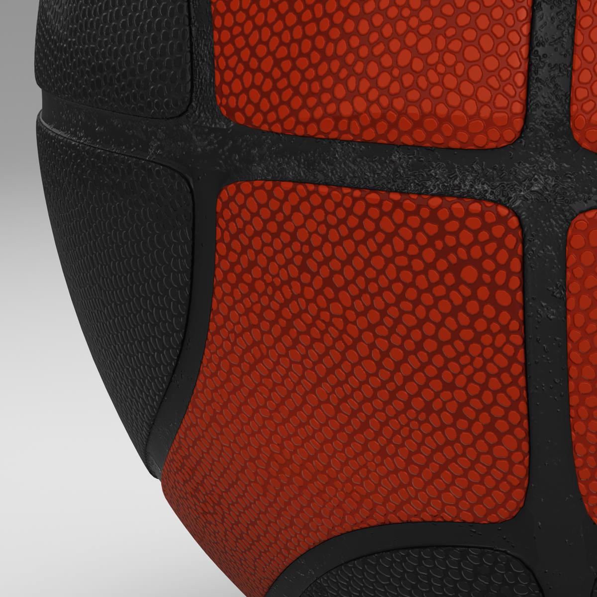 basketbola bumba eba melna 3d modelis 3ds max fbx c4d ma mb obj 165307