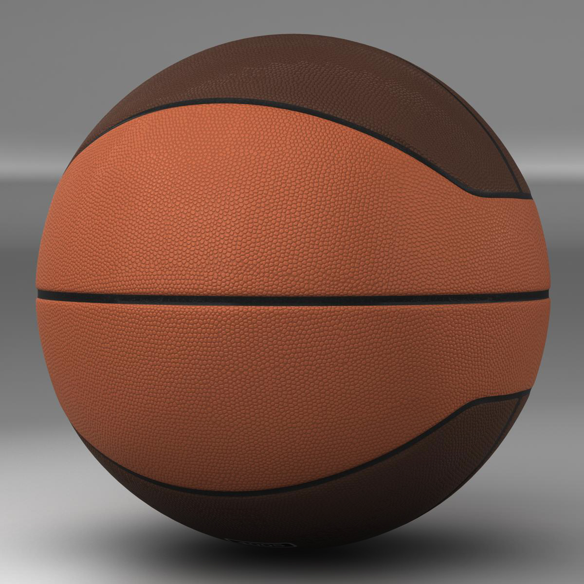 basketball ball euro 3d model 3ds max fbx c4d ma mb obj 164963
