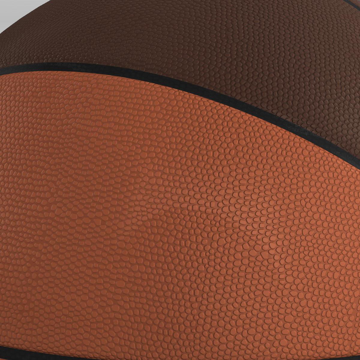 basketball ball euro 3d model 3ds max fbx c4d ma mb obj 164967