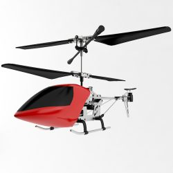 RC Helicopter ( 109.13KB jpg by Plutonius )