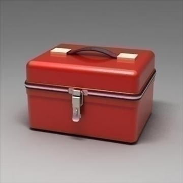 box max 3d model 3ds max fbx obj 107534