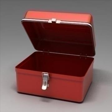 box max 3d model 3ds max fbx obj 107540
