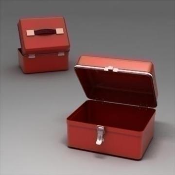 box max 3d model 3ds max fbx obj 107541