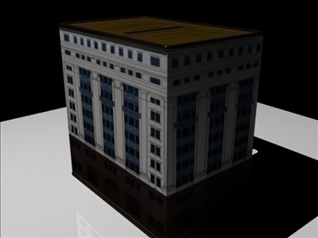 commonwealth bank money box 3d model 3ds max fbx obj 93607