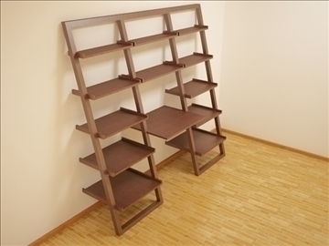 shelf01 3d modelis 3ds max obj 101242