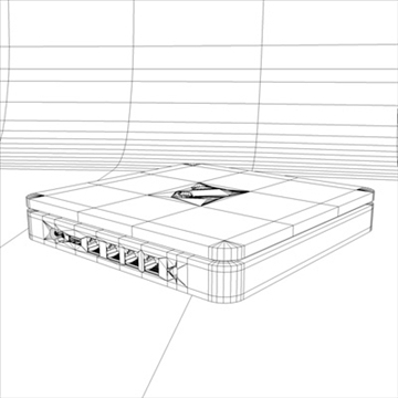 timecapsule 3d model 3ds dxf fbx c4d x obj 87922