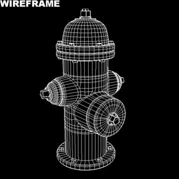 hidrant 3d model ma mb 82299