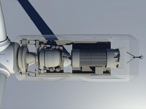 wind turbine land 3d model 3ds max lwo obj 158804