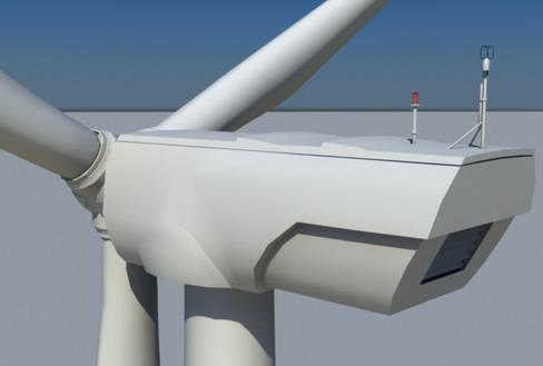 vēja turbīnu zeme reālā laikā 3d modelis 3ds max c4d lwo ma mb obj 158820