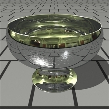 glass in metal lume mentalray3.4 3d model max 86943
