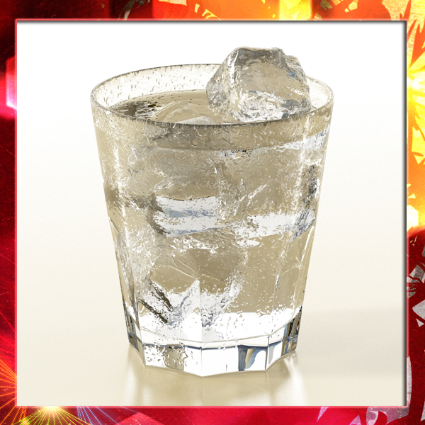 photorealistic glass 5 3d model 3ds max fbx obj 140728