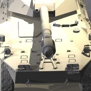 centauro b1 tankur Destroyer 3d líkan 3ds max c4d obj 77981