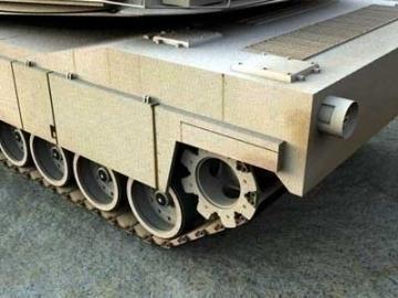 M1a2 abrams 3d model 3ds lwo 77929