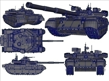 mbt 84 2 russian tank 3d model ma mb 102217