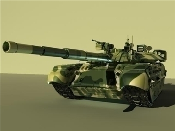MBT 84 2 Russian Tank ( 43.23KB jpg by Solo_Powers )
