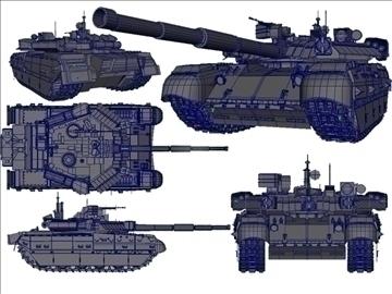 MBT 84 2 Russian Tank ( 80.63KB jpg by Solo_Powers )
