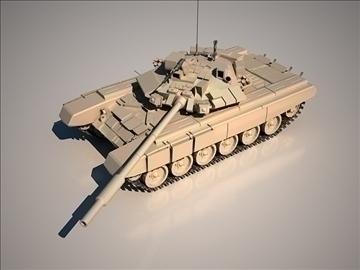 t90 3d model max 111760