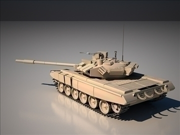 t90 3d model max 111764