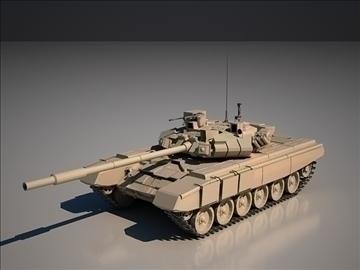 t90 3d model max 111765
