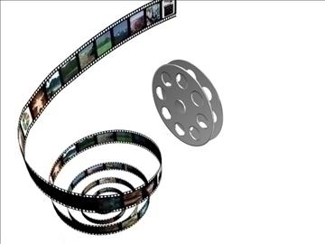 film roll 3d model max 107744