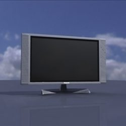 tv ( 43.32KB jpg by ivan3dbinary )