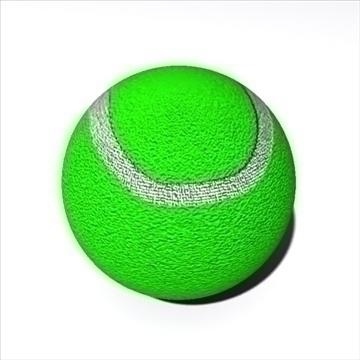tennis 3d líkan max 92357