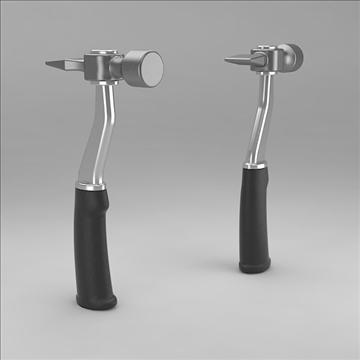 hammer 3d model 3ds 3dm 101823
