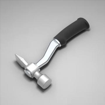 hammer max 3d model 3ds max fbx obj 101910
