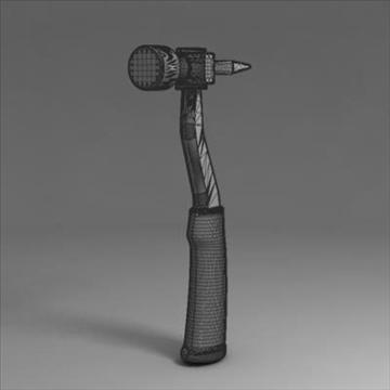 hammer max 3d model 3ds max fbx obj 101918