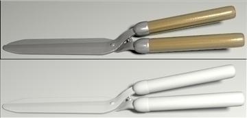 hand tools set 3d model 3ds blend obj other 103539